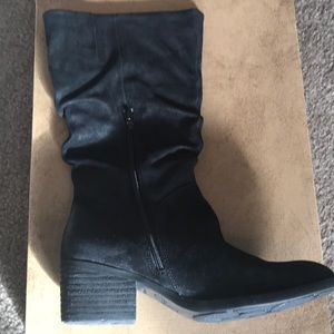 Born Shoes   Currie Mid Calf Boots